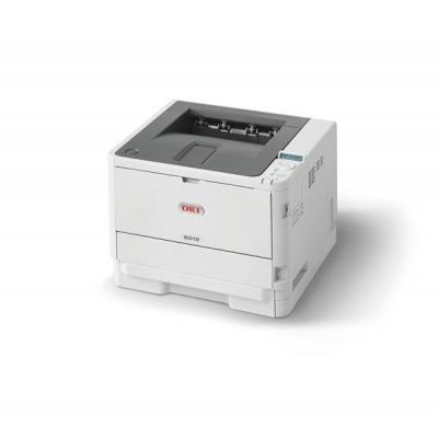 Oki B512dn A4 45 ppm 1200x1200 dpi,PCL, PS3,USB 2.0, LAN