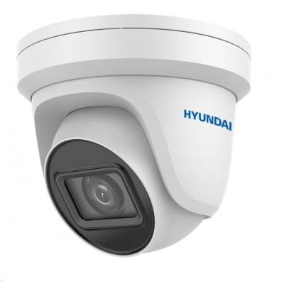 HYUNDAI IP kamera 4Mpix, H.265+, 25 sn/s, obj. 2,8-12mm (95°), PoE, IR 30m, IR-cut, WDR 120dB, microSD slot, IP67