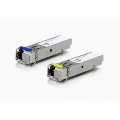 UBNT U Fiber UF-SM-1G-S-20, 20-PACK [SFP 1G WDM modulů, Single-Mode, BiDi, LC konektor]