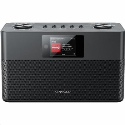KENWOOD CR-ST100S-B Internetové rádio s DAB+