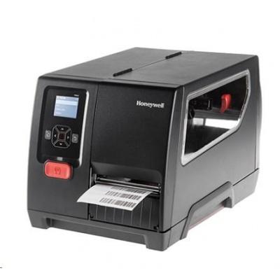 Honeywell PM42, 12 dots/mm (300 dpi), rewind, display, ZSim II, IPL, DP, DPL, USB, RS232, Ethernet, XML