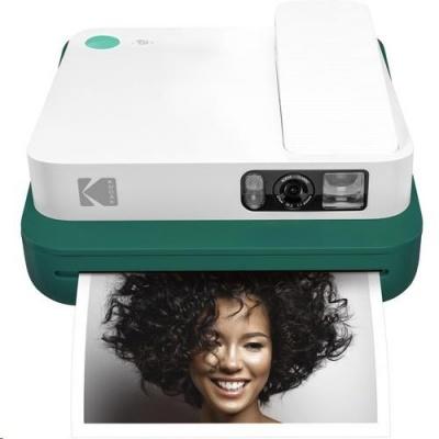 KODAK Smile Classic - instantní fotoaparát - 3x4 zelený
