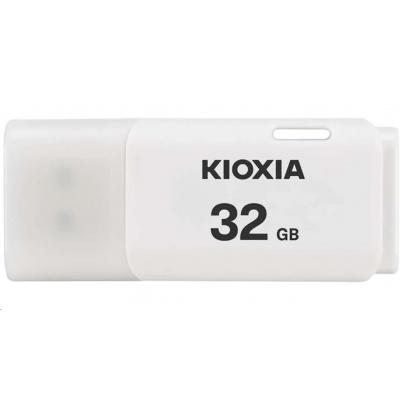KIOXIA Hayabusa Flash drive 32GB U202, bílá