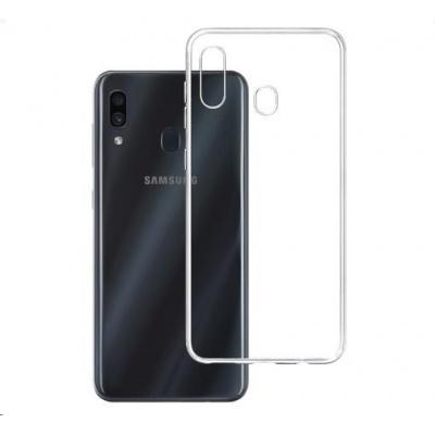3mk ochranný kryt Clear Case pro Samsung Galaxy A20e (SM-A202), čirý