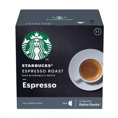 Kapsle Starbucks DARK ESPRESSO ROAST 12Caps