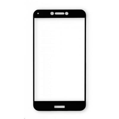 Aligator ochrana displeje Glass Print pro Huawei Honor 8X, černá