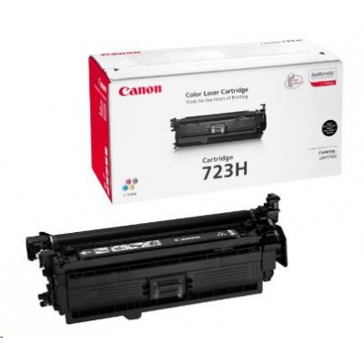 Canon LASER TONER black CLBP-723H (723) 10.000 str*