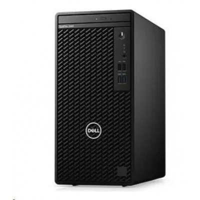 DELL PC OptiPlex 3080 MT/Core i5-10500/8GB/1TB/Intel UHD 630/TPM/DVD RW/Kb/Mouse/260W/W10Pro/3YNBD
