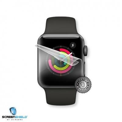 ScreenShield fólie na displej pro Apple Watch Series 3, ciferník 38 mm