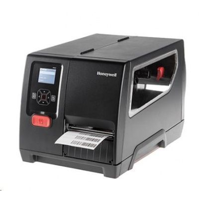 Honeywell PM42, 12 dots/mm (300 dpi), rewind, display, ZSim II, IPL, DP, DPL, USB, RS232, Ethernet