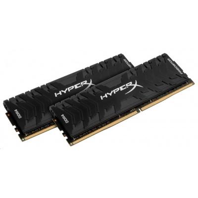 16GB 4800MHz DDR4 CL19 DIMM (Kit of 2) XMP HyperX Predator