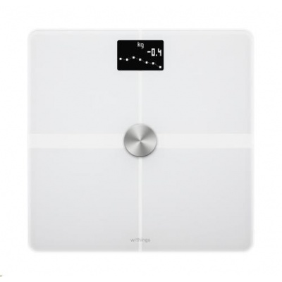 Withings / Nokia Body+ Full Body Composition WiFi Scale - White