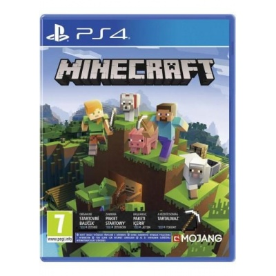SONY PS4 hra Minecraft Bedrock /EAS