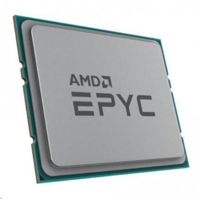 CPU AMD EPYC 7702, 64-core, 2 GHz (3.35 GHz Turbo), 256MB cache, 200W, socket SP3 (bez chladiče)
