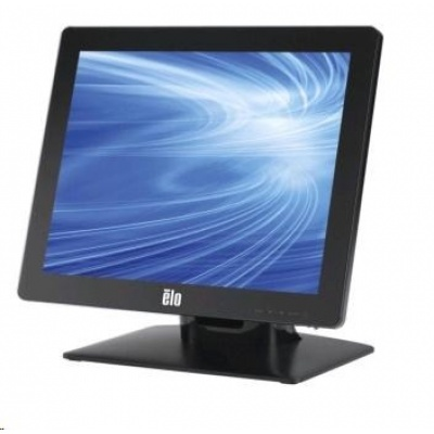 "ELO dotykový monitor 1717L 17"" LED AT Single-touch USB/RS232  bezrámečkový VGA Black"