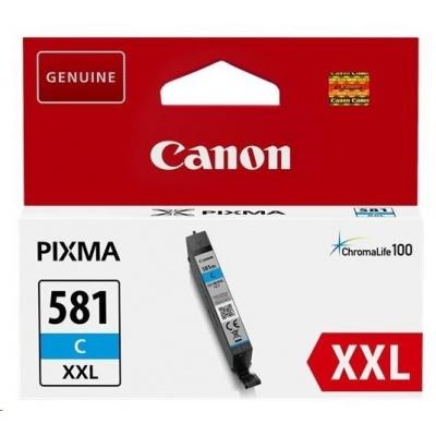 Canon BJ CARTRIDGE CLI-581XXL C
