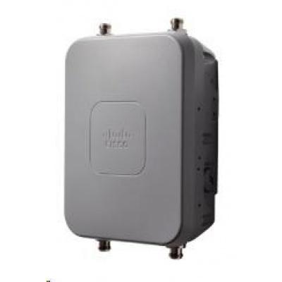 Cisco Aironet 1562E venkovní AP - 802.11a/b/g/n/ac Wave 2 - Duální pásmo, 1x 10/100/1000(Poe in), SFP, IP67, ext.ant