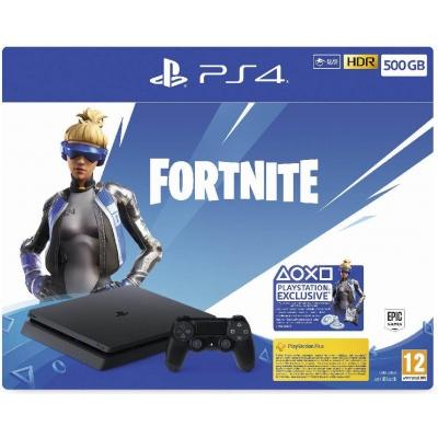 SONY PlayStation 4 500GB F/EAS + FORTNITE 2000 V Bucks