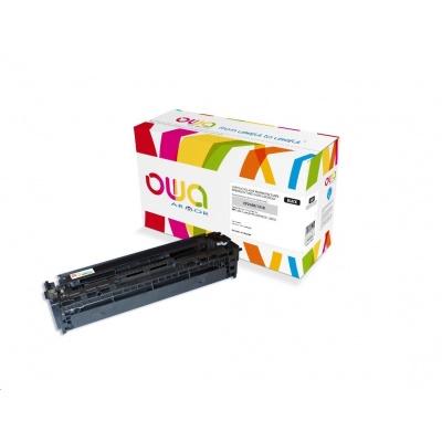OWA Armor toner pro HP Color Laserjet Pro 200 M251, M276, 2400 Stran, CF210X, černá/black