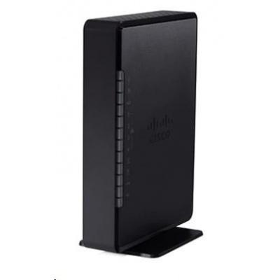 Cisco VPN Router  RV134W, 4x GbE LAN, 1x GbE WAN, 1x VDSL2, 2,4 GHz + 5 GHz WiFi, USB REFRESH