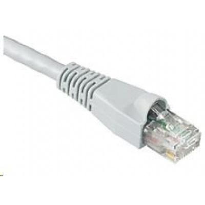 Solarix Patch kabel CAT5E UTP PVC 20m šedý snag-proof C5E-114GY-20MB