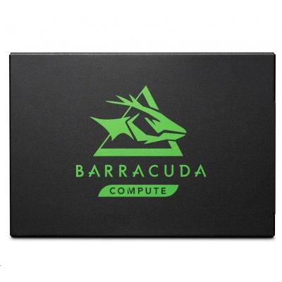 "SEAGATE BARRACUDA 120 SSD 2TB 2,5"" SATA III 6Gb/s, (R:560/W:540MB/s)"