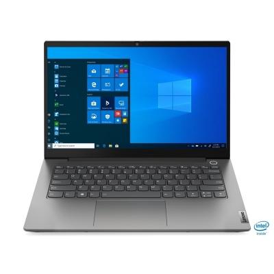 "LENOVO NTB ThinkBook 14 G2 ITL - i5-1135G7@4.2GHz,14"" FHD IPS,8GB,256GBSSD,HDMI,USB-C,cam,W10P,Šedá,2r carry-in"