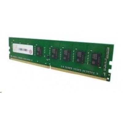 QNAP rozšiřující paměť 16GB ECC DDR4 RAM, 2666 MHZ, UDIMM, T0 VERSION