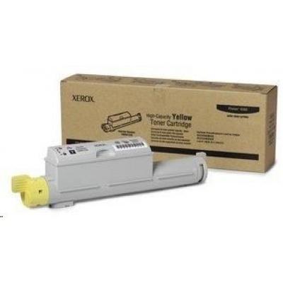 Xerox Inkoustový zásobník objemu 110ml Dye, žlutá (Yelow) pro 7142 Bowfin