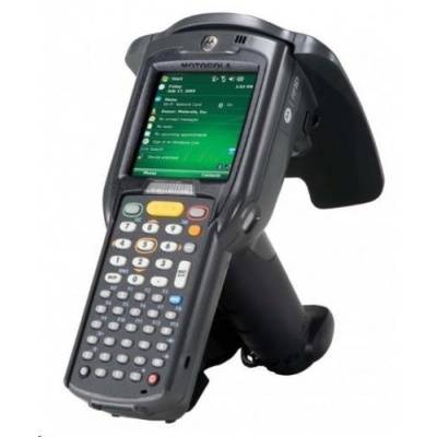 Zebra MC3190-Z, 1D, BT, Wi-Fi, Gun, RFID