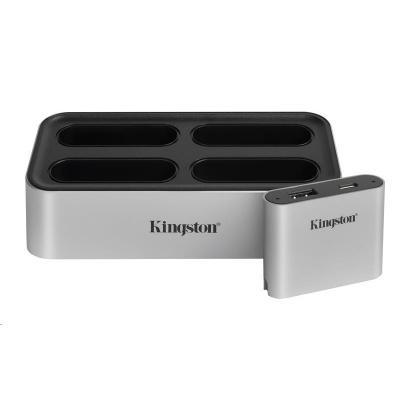 Kingston USB3.2 Gen2 Workflow Station Dock w/5G USB-A/C Hub