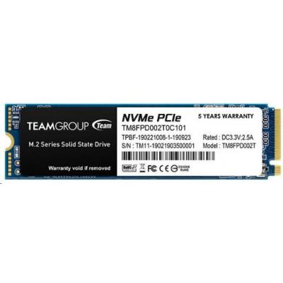 Team SSD M.2 2TB MP33 PRO NVMe (2100/1700 MB/s)