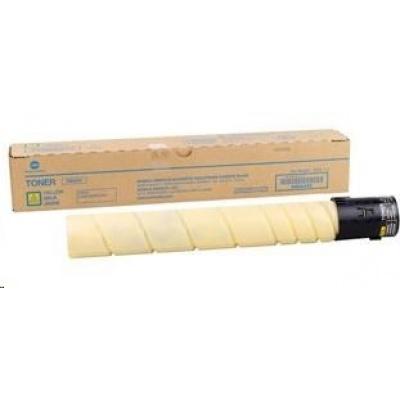 Minolta Toner TN-324Y, žlutý do bizhub C258, C308, C368 (26k)