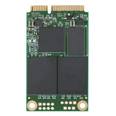 TRANSCEND SSD MSA370, 64GB, mSATA, SATA III 6Gb/s, MLC