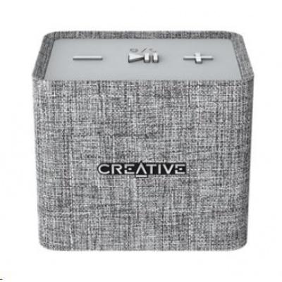 Creative NUNO MICRO bezdrátový přenosný reproduktor - šedý