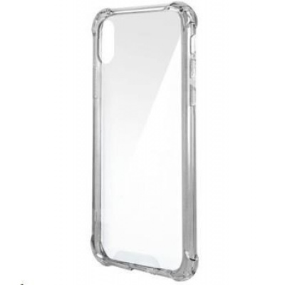 4smarts odolný zadní kryt IBIZA pro iPhone X / XS, čirá