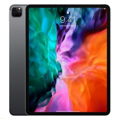 APPLE 12.9-inch iPad Pro Wi-Fi + Cellular 256GB - Space Grey (2020)