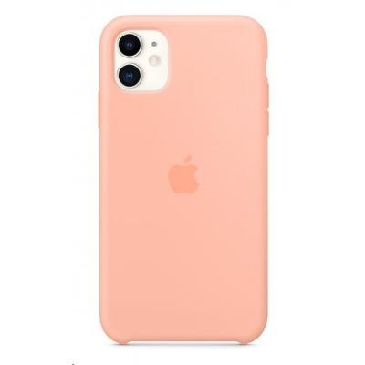 APPLE iPhone 11 Silicone Case - Grapefruit