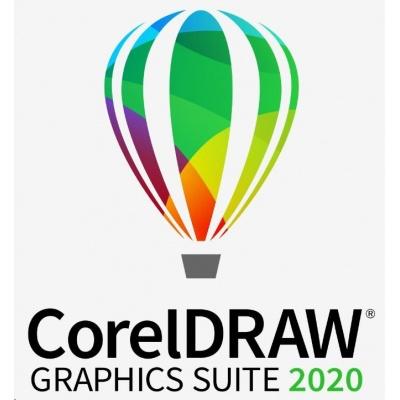 CorelDRAW Graphics Suite Bus CorelSure Maintenance Renewal (1 Year) EN/DE/FR/BR/ES/IT/NL/CZ/PL
