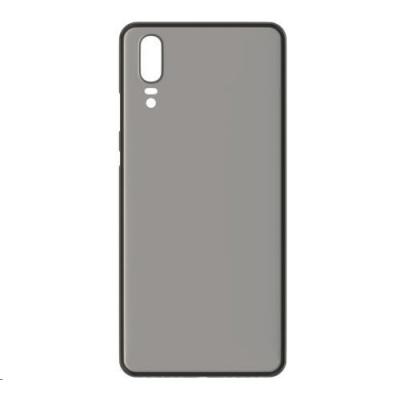 3mk ochranný kryt NaturalCase pro Huawei P20, transparentní černá