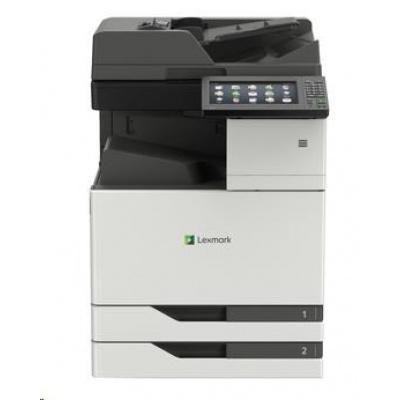 LEXMARK barevná tiskárna CX923dte, A3, 55ppm,2048 MB, barevný LCD displej, DADF, USB 2.0, LAN