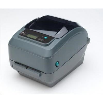 Zebra TT tlačiareň GX420t, 203dpi, EPL2, ZPL II, USB, RS232, LAN, odlepovač (PEELER)