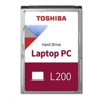 "TOSHIBA HDD L200 1TB Slim Laptop PC, SATA III, 2,5"", RETAIL"