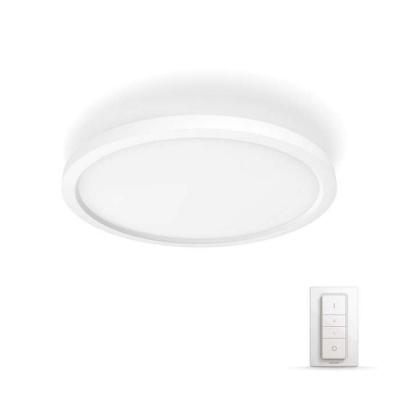 PHILIPS Aurelle Světelný stropní panel, Hue White ambiance, 230V, 28W integr.LED, Bílá