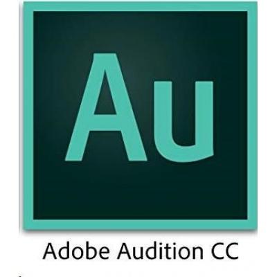 ADB Audition CC MP EU EN ENTER LIC SUB New 1 User Lvl 1 1-9 Month
