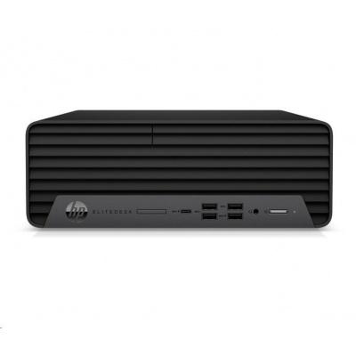 HP EliteDesk 805G6 SFF Ryzen 5 Pro 4650G, 1x16GB, 512GB M.2,RX 550X 4GB DP+HDMI, usb kl. a myš, DVDRW,210W pl.,Win10Pro