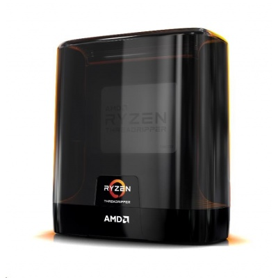 CPU AMD RYZEN THREADRIPPER 3990X, 64-core/128T, 2.9 GHz (4.3 GHz Turbo), 256MB cache, 280W, socket sTRX4 (bez chladiče)
