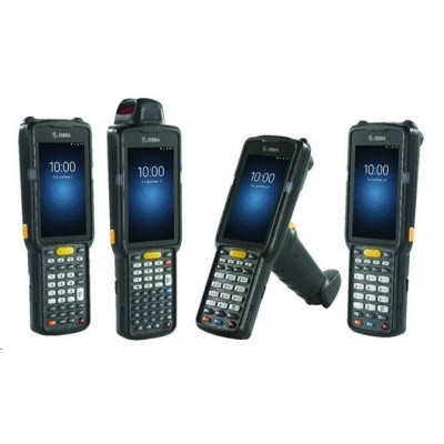 Zebra MC3300 Premium, 1D, BT, Wi-Fi, NFC, Func. Num., IST, PTT, Android