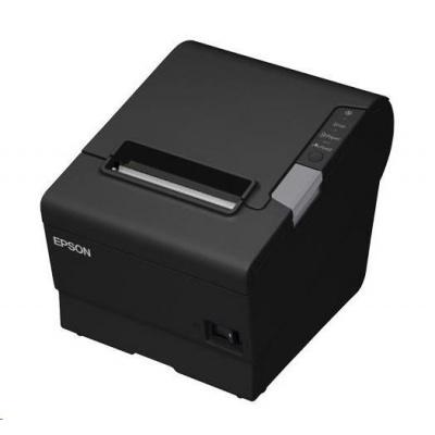 Epson TM-T88V-DT, USB, RS-232, Ethernet, PosReady 7, black
