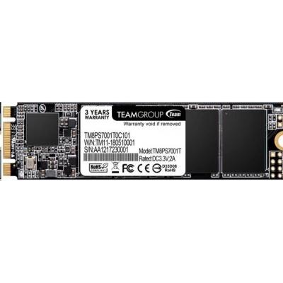 Team SSD M.2 2TB, MS30 (R:550, W:500 MB/s)